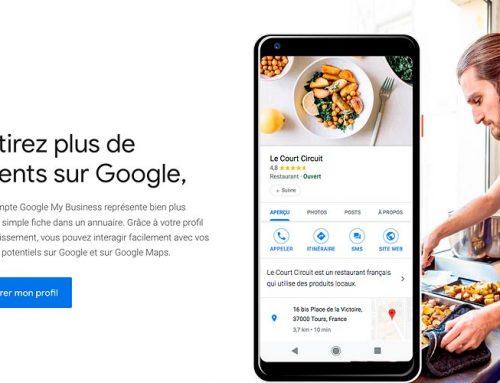 Créer une fiche Google My Business ?
